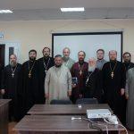 Миссионерский отдел Екатеринодарской и Кубанской Епархии провел мастер -класс в станице Северской.