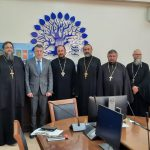 20 октября 2021г. прошло заседание  миссионерской секции Кирилло-Мефодиевских Чтений.
